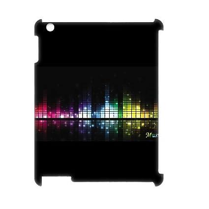 Amazon.com: LZHCASE Diy Cover Custom Case Music For IPad 2,3 ...