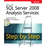 Microsoft SQL Server 2008 Analysis Services Step by Step, Book/CD Package [Paperback]