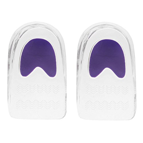 Dunlop Perforated Gel Heel Cups Ladies (Dunlop Sporting Goods)