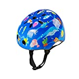 Besmall Kids Bike Helmet, Cute Child Helmet with Adjustable Size from Toddler to Youth for Multi-Sports Cycling Skateboarding Riding BMX Scooter Rollerblading