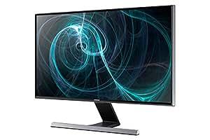 "Samsung LT27D590EW - Monitor de 27"" (1920 x 1080, LED, DVB-T, DVB-C, HDMI, VGA, USB), negro"