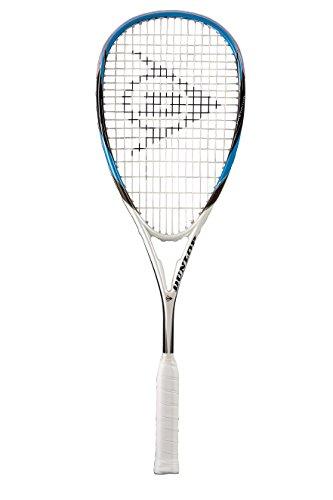 Dunlop Predator 60 Hl - Raqueta de squash ( bolas, grafito, carbono, cubierta, all round, 68,6 cm ) Azul (Blau/Weiss/Schwarz)