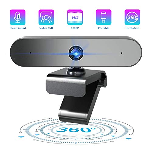 🥇 Webcam with Microphone