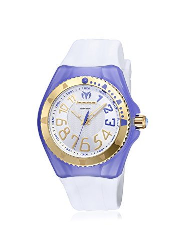 technomarine-tm-115226-womens-cruise-original-collection-gold-purple-watch