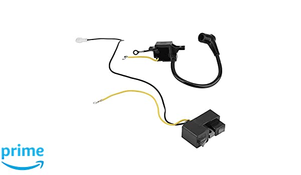 Delaman Ignition Coil for Husqvarna 61 162 Jonsered 630 Chainsaw Old Type Part 50151620