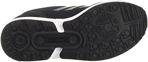 adidas ZX Flux, Scarpe Running Unisex-Adulto Nero (Core Black/Core Black/Footwear White)