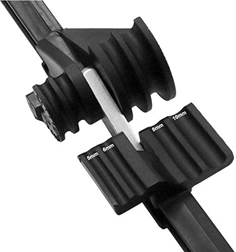 yangGradel Rohrbiege 180 Grad Rohrbiege Mehrzweck-Rohr Biegewerkzeug f/ür Kupfer-Aluminium-Schl/äuche Vierschlitz-Kombination