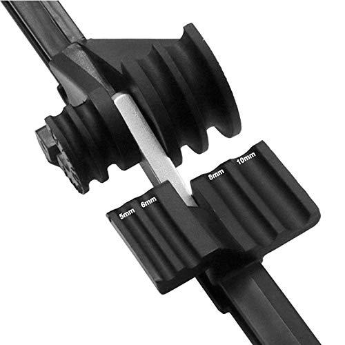 Cosay M/áquina para Doblar tuber/ías de 180 Grados para Tubos de Cobre y Aluminio