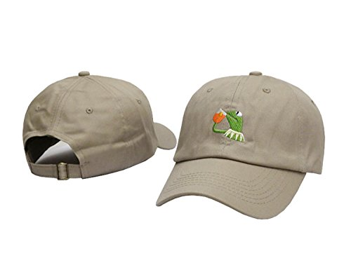 Jojoshine Unisex Cotton Cap Adjustable Plain Hat