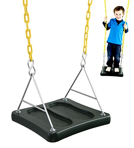 Stand & Swing Set Attachment - Swing Set Swing (Pine Swing Sets)
