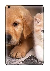 9784538K26880161 Cat And Dog Durable Ipad Mini/mini 2 Tpu Flexible Soft Case