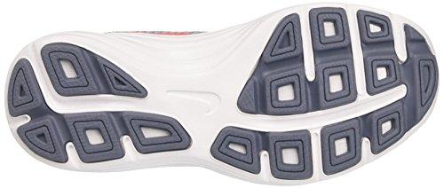 Nike Revolution 3 Gpv, Zapatillas de Running para Niños Gris (Wolf Grey/solar Red/dk Sky Blue/white)