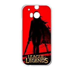 League Legends Cell Phone Case for HTC One M8