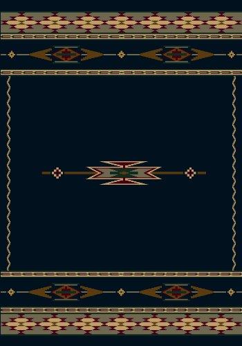 Milliken Sapphire Eagle - Milliken Signature Eagle Canyon 4885C / 12000 Sapphire 7'7