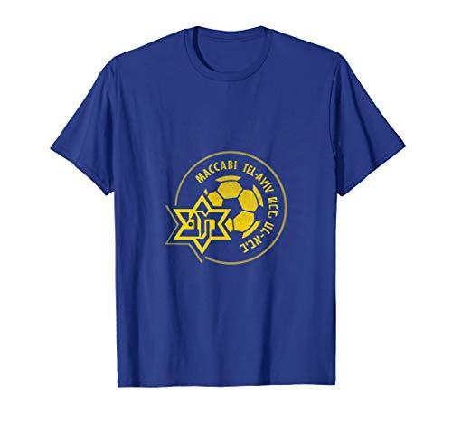 - Maccabi Tel Aviv Shirt FC Football club Israel Tees