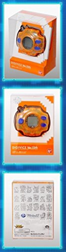 Bandai Digimon 15th Anniversary Digivice - Taichi Orange Color Exclusive Limited by Bandai (Image #2)
