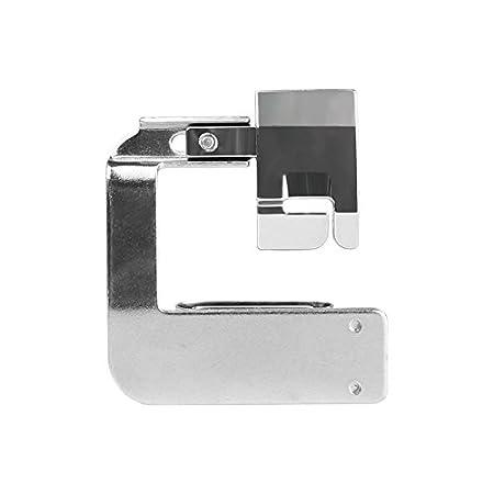 Kit de prensatelas para máquina de coser, piezas de repuesto y accesorios para máquinas Brother o Singer (Set de 8 Piezas): Amazon.es: Hogar