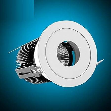 ZXL Foco empotrable LED Techo Simple Moderno Almacén Tienda Hotel ...