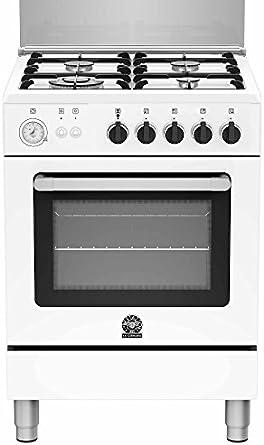 LaGermania RI64C71CW - Cocina de gas con hornillo de gas (60 ...
