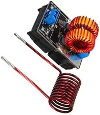 XuBa Mini ZVS Módulo de Fuente de alimentación de calefacción por inducción y Escalera de Jacob para Suministros de hogar y Escuela: Amazon.es: Hogar