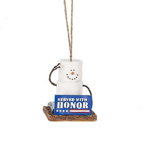 2017 S'mores Original SERVED W/ Honor Ornament