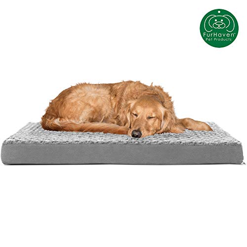 Furhaven Pet Dog Bed Deluxe