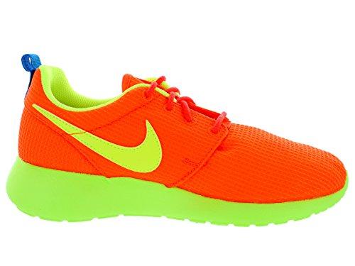 Foto 801 Nike Corsa Da Volt Bambina Scarpe Blu Run gs Cremisi Roshe Hyper qvxwvn7UXr