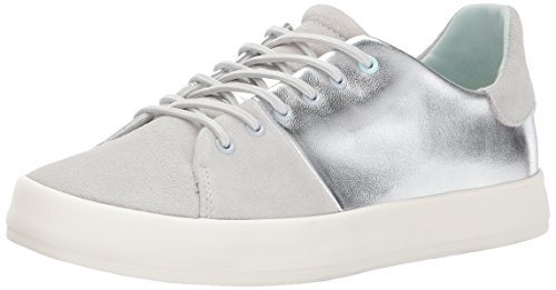 Creative Recreation Womens Carda Sneakers in White Suede Vapor Ice