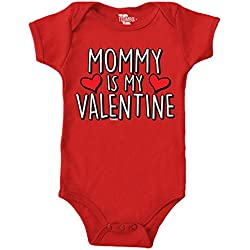 Tcombo Mommy Is My Valentine Shirt