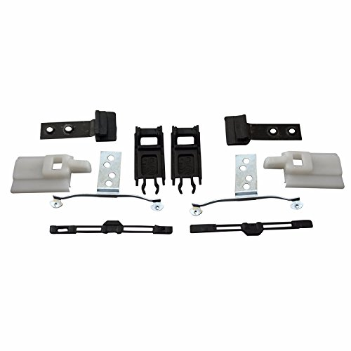 - Bross BSR512 10 Parts Sunroof Repair Set for BMW E46: 54138246027 1998-2004