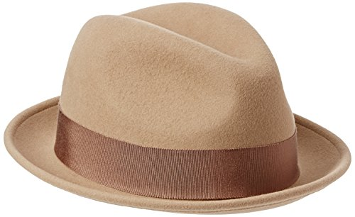 Bailey of Hollywood Men's Tino, Camel, Small by Bailey of Hollywood