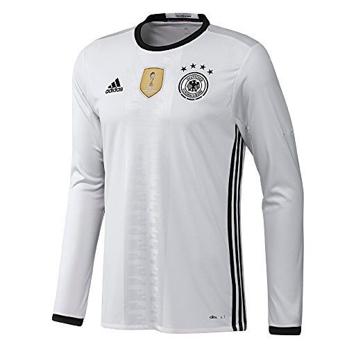 adidas Germany Home Long Sleeve Jersey (Mens) (M)