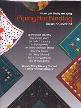 Pieces Be With You Piping Hot Binding kit, 0 (Tool Cleveland)