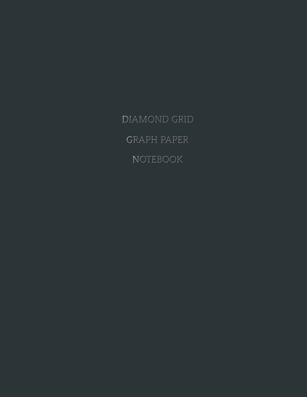 Download Diamond Grid Graph Paper Notebook: Diagonally Aligned 1 cm x 1 cm (.39 inch) Diamonds on 8.5 x 11 Inch Diamond Grid Paper (22 x 28 cm) for Diamond ... Art Design Diamond Game Map Grid Game Mat PDF