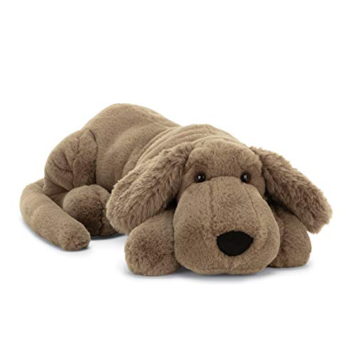 Jellycat Henry Hound Dog Stuffed Animal, Large 21 inches