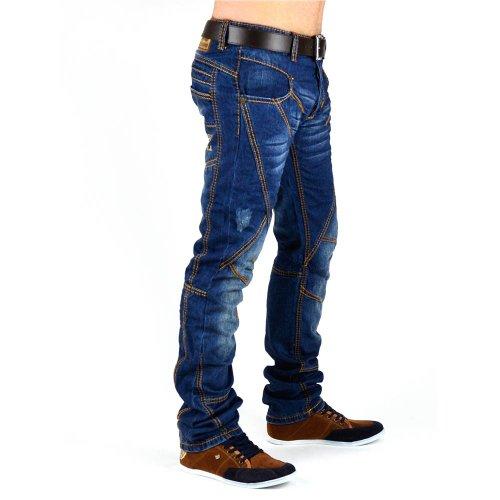 Jeans Bullrider ID593 Men Straight Fit (de jambe droite)