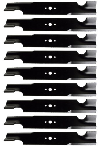 (9) USA Mower Blades for Bad Boy 038-3000-00, Gravely 049...