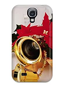 Galaxy S4 SyJZkzu1890mMJGq Christmas Holiday Christmas Tpu Silicone Gel Case Cover. Fits Galaxy S4