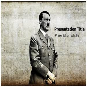 Hitler Powerpoint Templates for Presentation | Powerpoint Presentation for Hitler | Powerpoint Presentation for Hitler Backgrounds | Hitler Presentation for Powerpoint Templates
