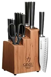 Ginsu Chikara Series 07112  12 Piece Cutlery Set