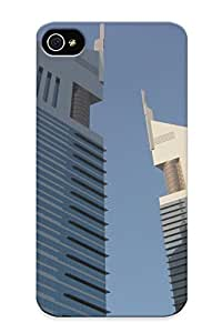 High Quality Justingooden Architecture Buildings Modern Skin Case Cover Specially Designed For Iphone - 4/4s