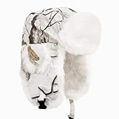 Keep warm this hunting season and look good while doing so. Yukon Tracks has teamed up with Realtree to provide the Original Alaskan Fur Hats to the serious hunter. Stay hidden, stay comfortable, and stay warm in an Original Alaskan Fur Hat w...