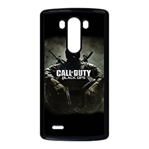 LG G3 Phone Case Black Call of Duty Ghosts F6493356