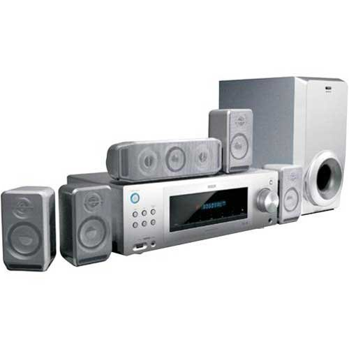 Amazon.com: RCA RT2760 720 Watts 5.1 Channel Home Theatre System ...