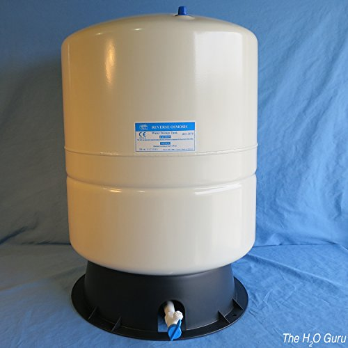 UPC 826333001084, 10.7 Gallon Storage Tank w/ Ball Valve