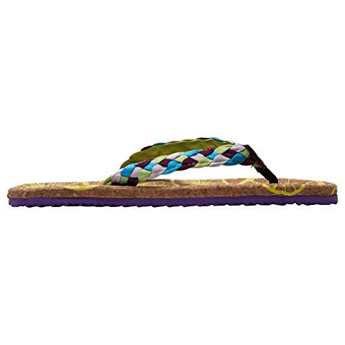 SINNER Frauen Cork Sandal, Buntgefarbene, 39