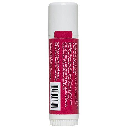 Green Goo Deodorant, Travel Stick, Rose Geranium 3 Piece, 1.8 Ounces by GREEN GOO (Image #1)