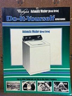 whirlpool dishwasher do it yourself repair manual whirlpool rh amazon com whirlpool repair manuals wet3300sq1 whirlpool repair manual 4313896