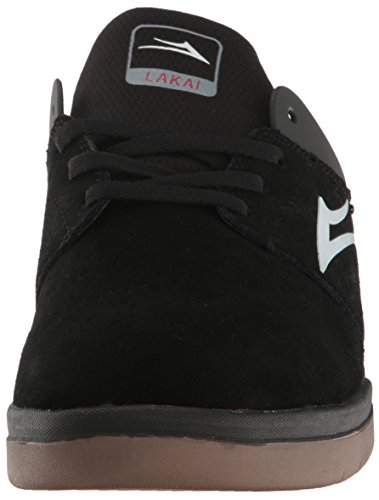 Zapatos Lakai Freemont Negro-Gum Suede (Eu 44 / Us 10 , Negro)