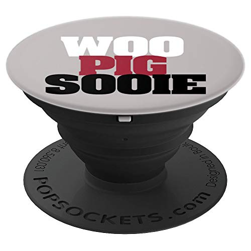 Arkansas Pig Sooie PopSockets Grip and Stand for Phones and Tablets